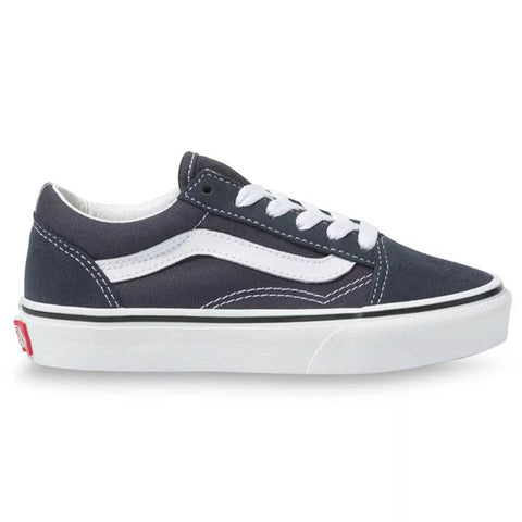 Vans Junior Old Skool India Ink / True White - Shoes
