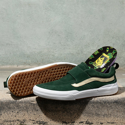 Vans Kyle Walker Pro 2 Shake Junt Forest / Gold - Shoes