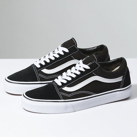 Vans Old Skool Black / White - Shoes