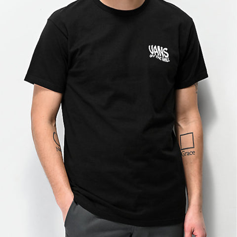 Vans Peace Reaper Black - Shirt