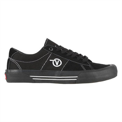 Vans Saddle Sid Pro Black / White - Shoes