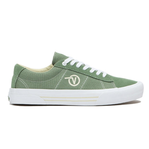 Vans Saddle Sid Pro Hedge Green - Shoes