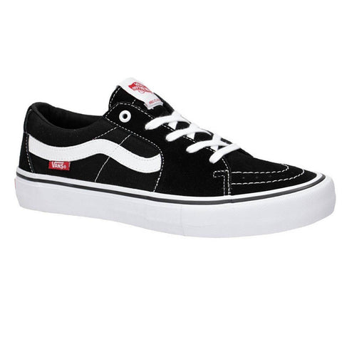 Vans SK8-Low Pro Black / White - Shoes