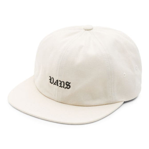 Vans Trobe Jockey - Hat Antique White