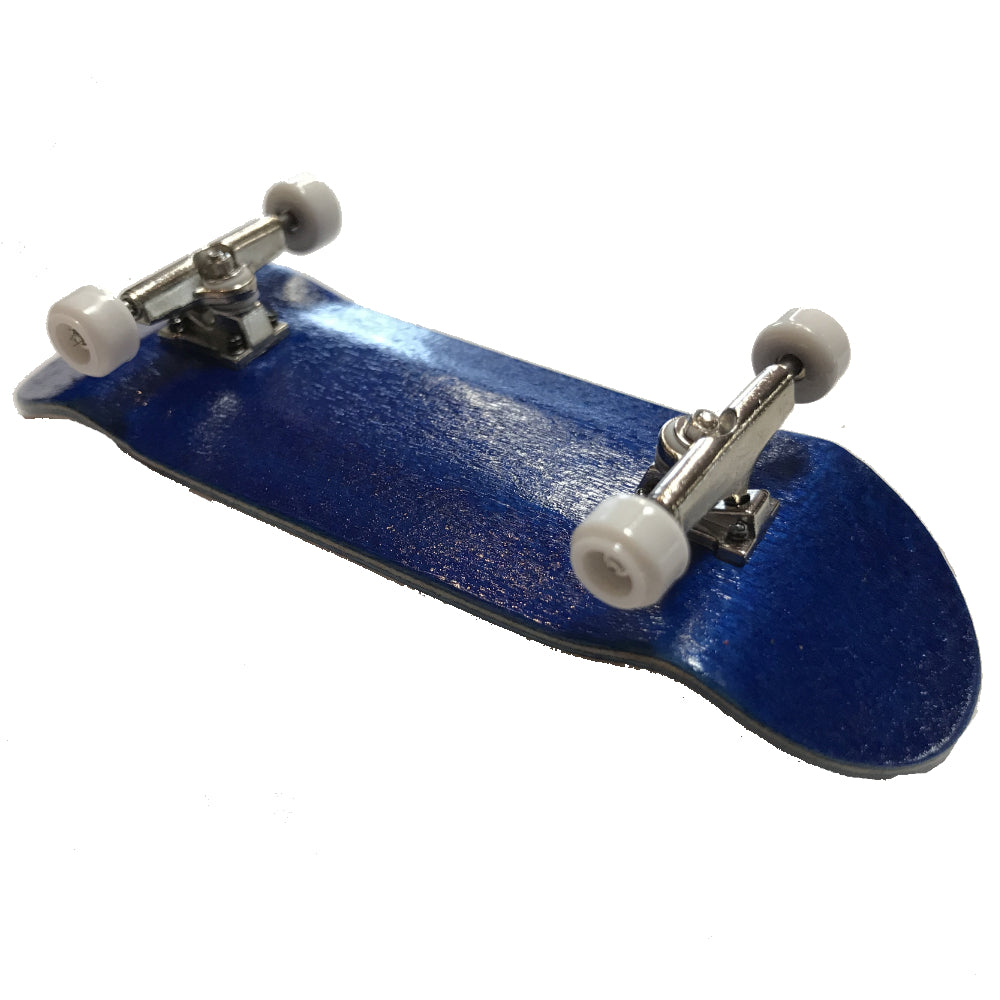 Versus Finger Skate Kit Blue Silver White