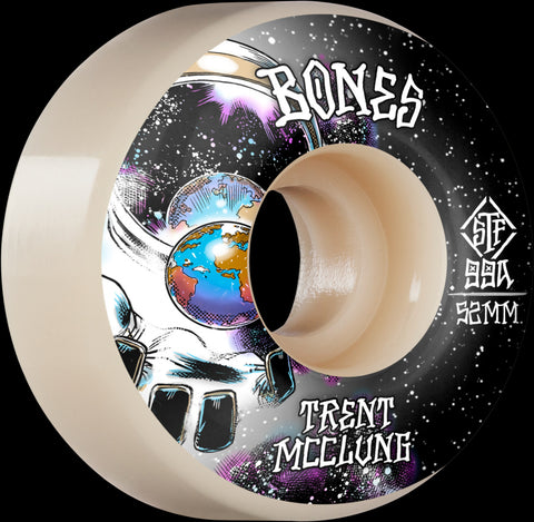 Bones STF McClung Unknown V1 STD 99A - Skateboard Wheels