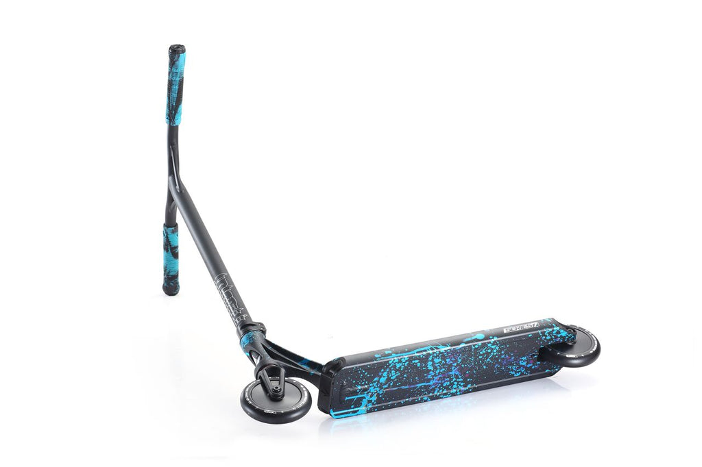 Envy Prodigy S7 - Scooter Complete Splatter Underneath View