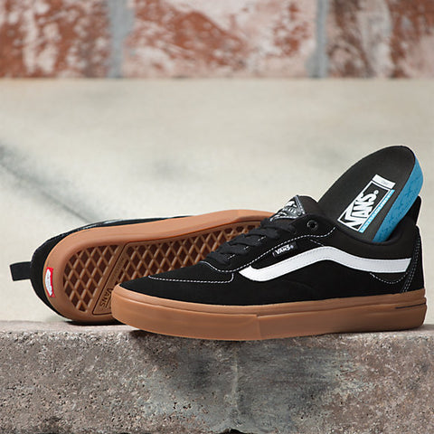 Vans Kyle Walker Pro Black / Gum - Shoes