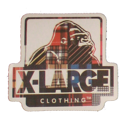 X-Large Design - Sticker