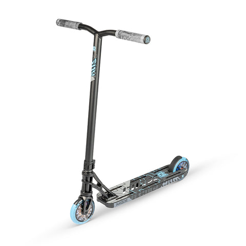 MGP MGX P1 Pro - Scooter Complete Black Blue