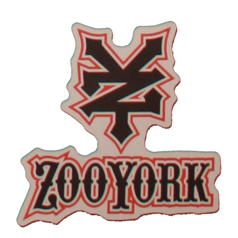 Zoo York - Sticker