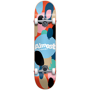Almost Spotted Youth FP - Skateboard Complete