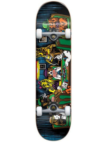 Almost Dog Poker Premium Resin - Skateboard Complete