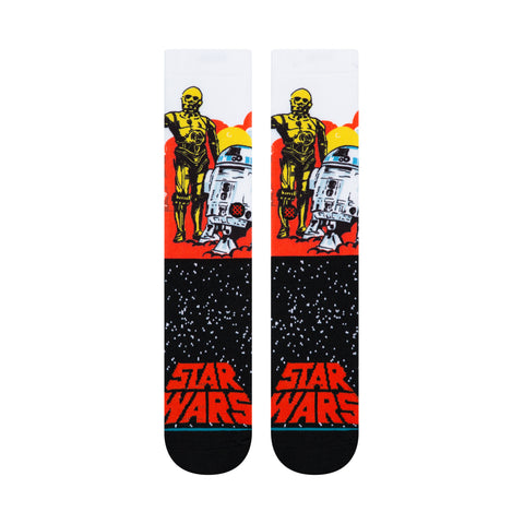Stance Starwars Droids - Socks Front