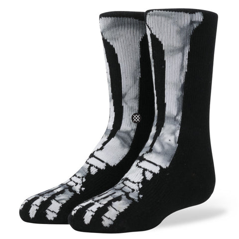 Instance Socks Boys Newbones Black