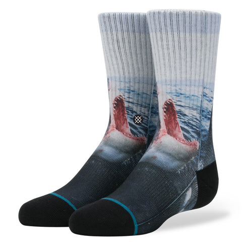 Instance Socks Boys Sea Wolf Blue