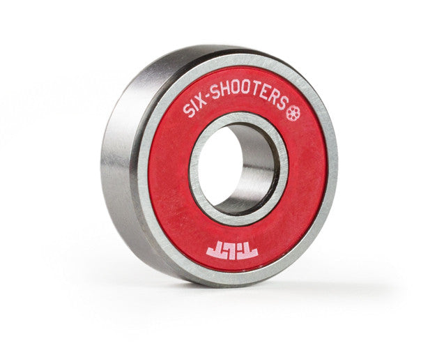 Tilt Six-Shooter Bearings