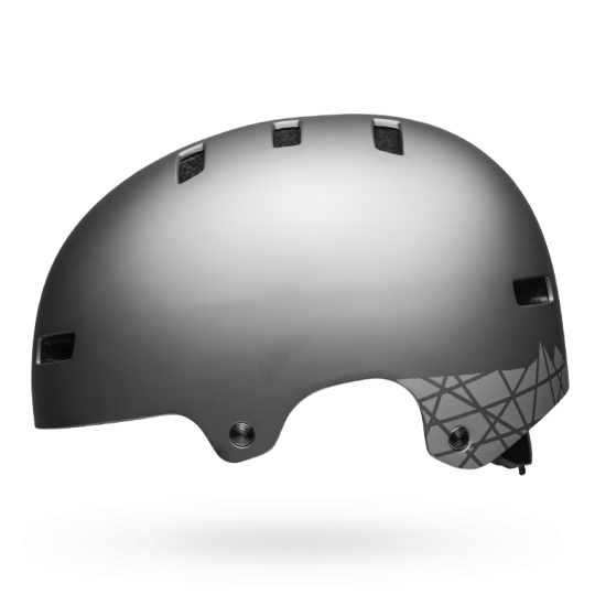 Bell Local Certified - Helmet Matte Chrome