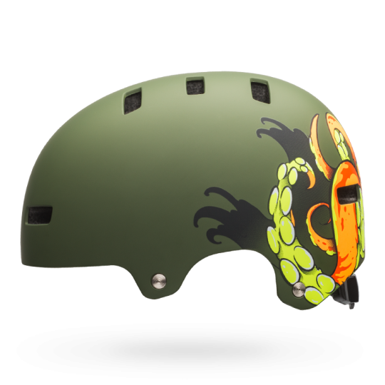 Bell Local Certified - Helmet Matte Grenade Octobeast