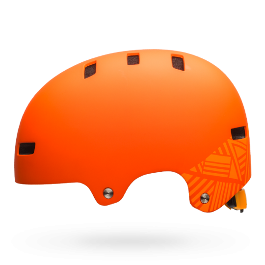 Bell Local Certified - Helmet Matte Orange