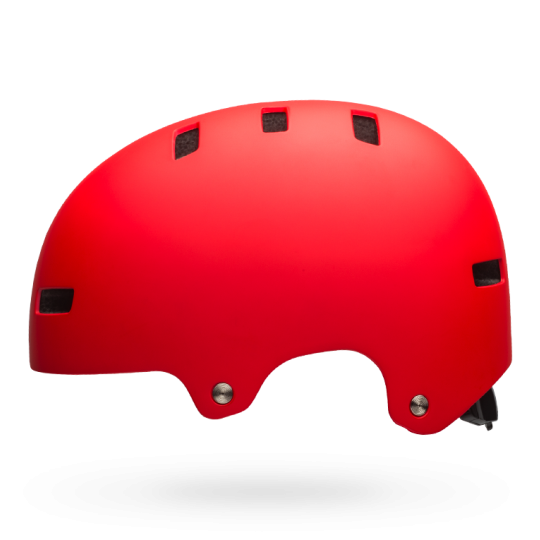 Bell Local Certified - Helmet Matte Red