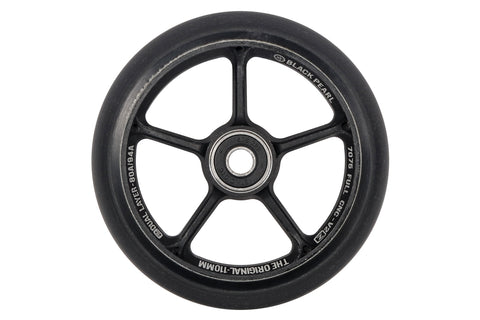 Black Pearl Original V2 Double Layer 110mm (PAIR) - Scooter Wheels Black