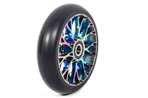 Black Pearl 12STD Venom Double Layer 125mm (PAIR) Scooter Wheels Oilslick