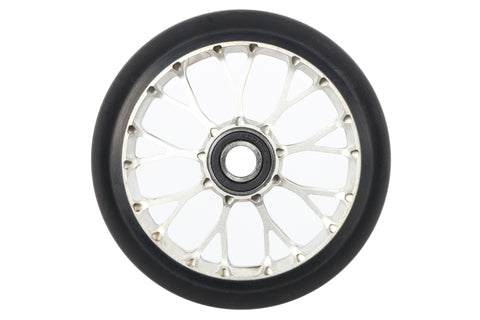 Black Pearl 12STD Venom Simple Layer 125mm (PAIR) - Scooter Wheels