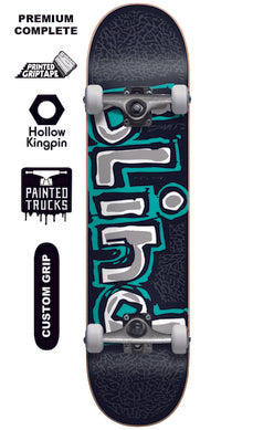 Blind OG Athletic Skin Premium - Skateboard Complete