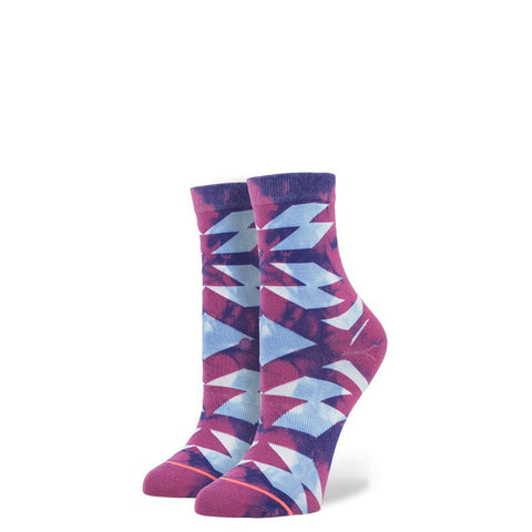 Instance Socks Girls Recess Purple