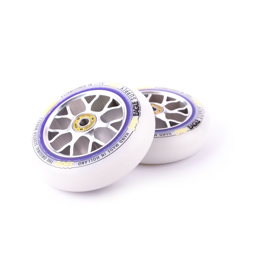 Eagle X6 Silver Core 2 Layers Hardline Snowballs (SINGLE) - Scooter Wheel