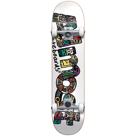 Almost Aztecian Youth Soft Wheels - Skateboard Complete