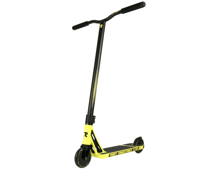 Root Industries AIR RP - Scooter Complete Yellow Full View