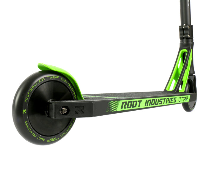 Root Industries AIR RP - Scooter Complete Green Back View