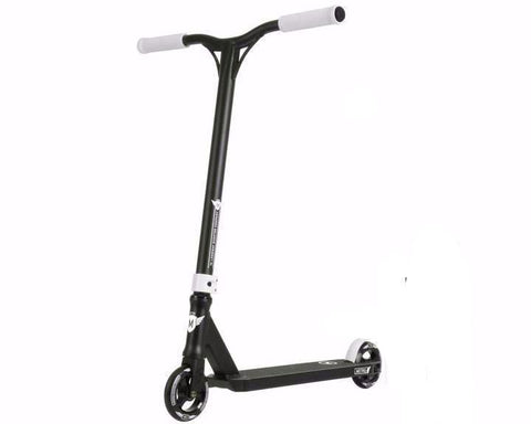 Longway Metro - Scooter Complete Black / White