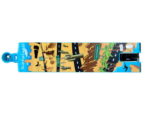 Root Industries Clayton Lindley Sig. AIR - Scooter Deck