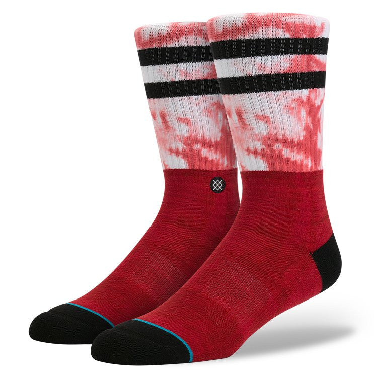 Instance Socks Raster Red