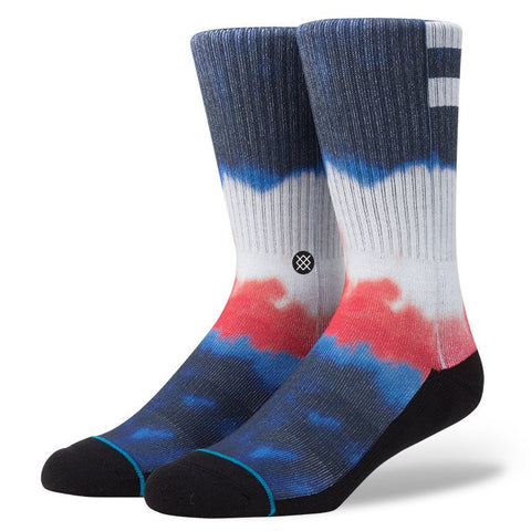 Instance Socks Blurr Navy