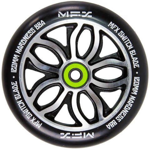 MGP MFX Switch Blade 120mm wheel