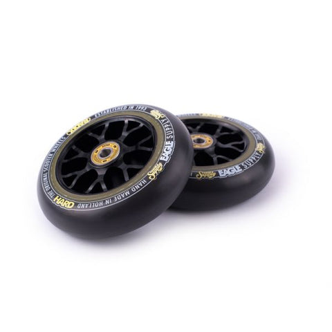 Eagle X6 Radix 2 Layers Black / Black (SINGLE) - Scooter Wheel