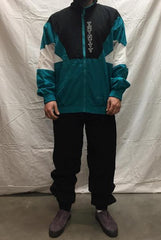 Trynyty Retro Jacket - Mighty Ducks