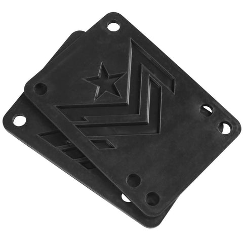 Mini Logo Riser Pads Rigid - Skateboard Accessories