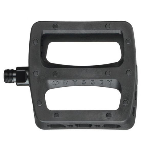 Odyssey Twisted - PRO - PC Pedals Black
