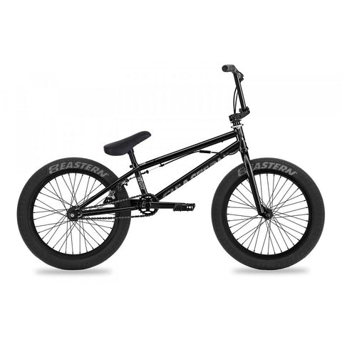 Eastern Orbit Black - BMX Complete