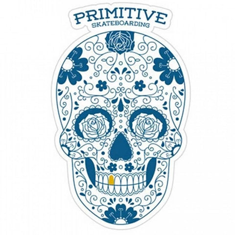 Primitive Victory Blue - Sticker