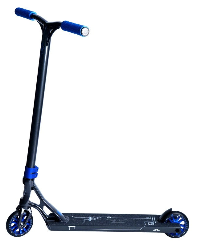 AO Quadrum2, Complete Scooter, Charcoal