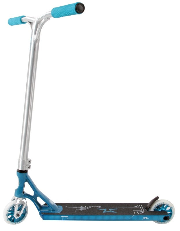 AO Quadrum2, Complete Scooter, Turquoise