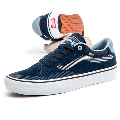 Vans TNT Advance Prototype Dress Blues / Black - Shoes