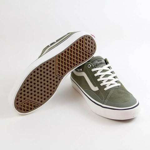 Vans TNT Advance Green Marshmallow - Shoes