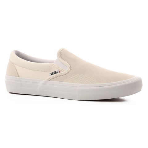 Vans Slip-On Pro Rubber Print Marshmallow - Shoes